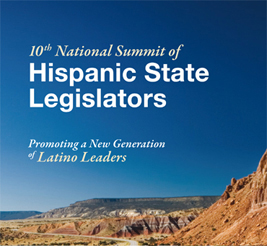 Hispanic State Legislators illustration
