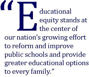 Educational Equality