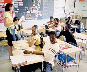 Black Students Suspended More