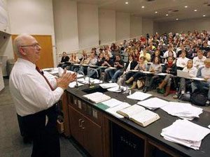 Judge and professor promote racism