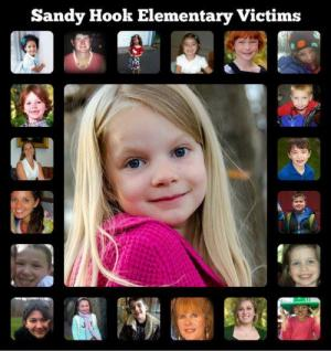Beyond Trayvon Martin tragedy. victim portraits of Sandy Hook Elementary shootings