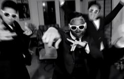 still from the black-face video shot by a UC Irvine fraternity