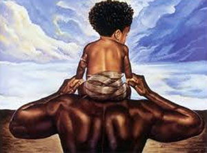 Young black teens need to know there is nothing to be proud of or boast about when they father children that they cannot take care of.