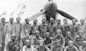The National Museum of the U.S. Air Force in southwest Ohio is highlighting black aviation heroes and milestones for black airmen during World War I.
