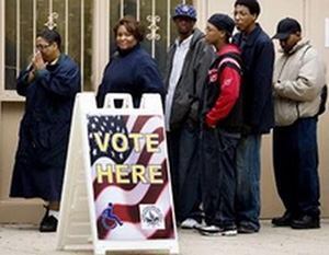 Black turnout will be vital if Democrats are to hope for victory in states like Arkansas, Georgia, Louisiana and North Carolina that will help determine control of the Senate.