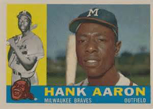 In 1954, Hank Aaron made his debut with the Milwaukee Braves in what turned into a record-breaking career.
