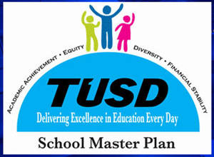 logo for the Tucson Unified School District