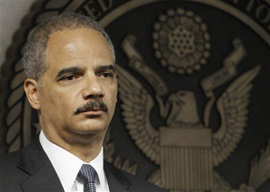 "Attorney General Eric Holder said problems often stem from well intentioned ""zero-tolerance"" policies that can inject the criminal justice system into school matters. ""A routine school disciplinary infraction should land a student in the principal's office, not in a police precinct,"" Holder said."