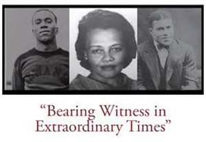 "Eureka College history professor Junius Rodriguez is researching the stories of Willie Sue Smith and her two black classmates, Eudell Watts Jr. and William Wright and will present ""Bearing Witness in Extraordinary Times."""