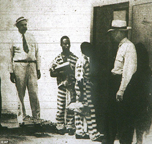 Stinney's case has long been whispered in civil rights circles in South Carolina as an example of how a black person could be railroaded by a justice system during the era of Jim Crow segregation laws where the investigators, prosecutors and juries were all white.
