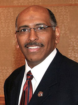 Transforming two party system. Michael Steele