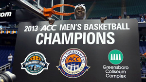 The study released this week shows that eight teams that made the 2014 men's bracket fall below the NCAA-mandated Academic Progress Rate score of 930, which is equivalent to a 50 percent graduation rate. Photo Credit: thegrio.com Caption, Photo 3: This year's study again noted the wide disparity between the Graduation Success Rates between white and African-American players on this year's NCAA tournament teams.