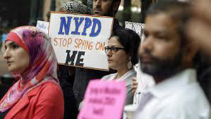 The decision tossed out a 2012 lawsuit accusing the NYPD of illegally spying on ordinary people at mosques, restaurants and schools in New Jersey based on religion and race in the aftermath of the Sept. 11, 2001, terror attacks. The groups Muslim Advocates and the Center for Constitutional Rights filed the appeal.