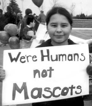 Should schools and pro sports consider changing mascots names that may be consider racist for Native Americans and other minority groups?