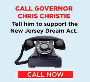 The Latino Leadership Alliance of New Jersey and several of the state&'s largest immigrant rights groups are taking Christie's comments to mean he's softened his opposition on allowing immigrants brought to the U.S. illegally as children to pay in-state tuition rates in New Jersey.