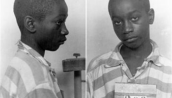 This undated file photo provided by the South Carolina Department of Archives and History shows George Stinney Jr., the youngest person ever executed in South Carolina, in 1944. A South Carolina state judge, in a Dec. 7, 2014 ruling, vacated Stinney's conviction in the deaths of two young girls, clearing his name.