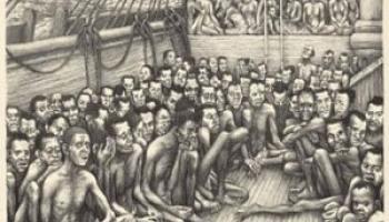 Olaudah Equiano - life on board