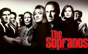publicity image for The Sopranos television show