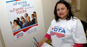 Efforts are being made in Alabama and other states to register more Hispanics to vote.