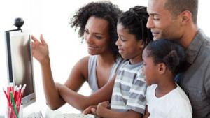 The future well-being  of African Americans is to refocus efforts to build strong family units with strong family values.