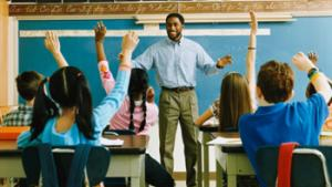 There is a real shortage of black male teachers and efforts are being made to prepare and increase the number of black male educators.