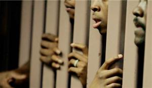 One in every three black males born today can expect to be imprisoned at some point in their life, compared to just one in every 17 white males.