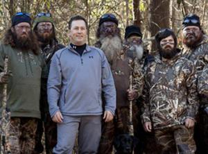 Is Duck Dynasty more representative of the views of many Americans, especially rural Americans?