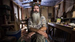 "Personality Phil Robertson, of A&E's hit show ""Duck Dynasty,"" has come under pressure and been suspended from the show since word came out about the racist and anti-gay remarks he made during an interview that's going to appear in the January issue of GQ magazine."