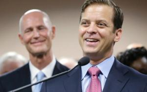 Florida Governor Rick Scott appointed Carlos Lopez-Cantera as Lieutenant Governor, making history by appointed the first Hispanic to that position. Lopez-Cantera was born in Madrid, Spain, but was raised in Miami.