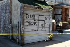 As hate crimes increase against Jewish people, they vary from anti-Semitic statements circulation of fliers with swastikas, to assaults and vandalism.