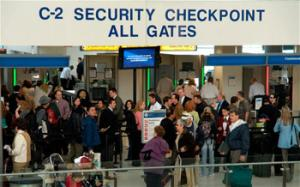Border Patrol agents who work at airports within 100 miles of the border are often in plain clothes and work closely with Transportation Security Administration agents to monitor people, even those who are flying within the country.