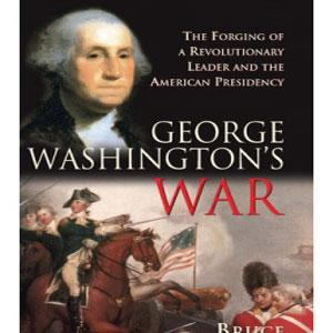 book cover of George Washington's War
