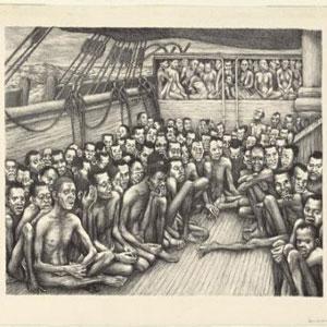 summary of olaudah equiano recalls the middle passage