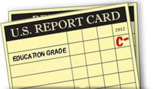 Nations Report Card Shows Students With >> Nation S Report Card Shows Students Underachieving