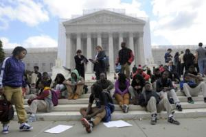 The Supreme Court will hear an appeal to overturn the ruling of a lower court in Michigan, which ban the consideration of race in college admissions.