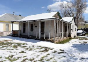 early home for former slaves in Boulder, Colorado