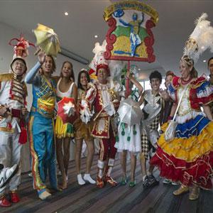 UN Protection Immortalizes Rituals, Dances, And Carnivals